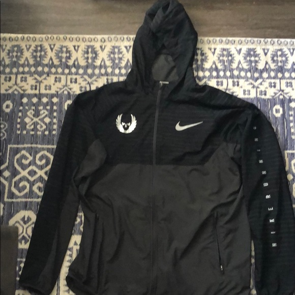 Nike Oregon project running jacket